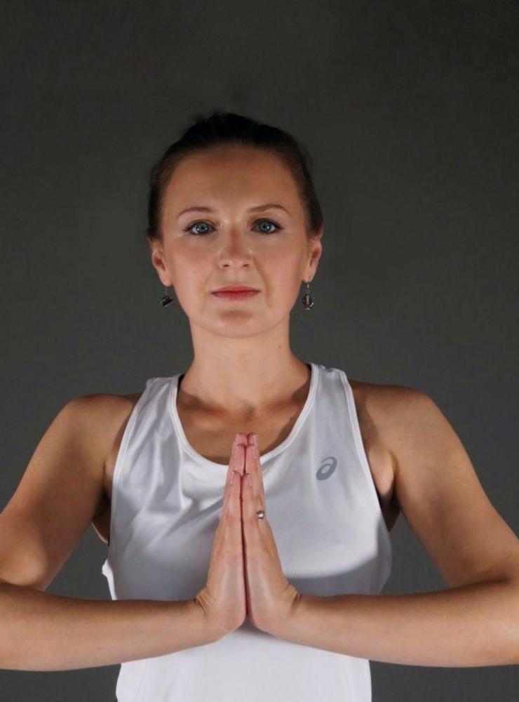 Людмила Дубик, тренер  Хатха йоги в Самаре